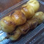 だんごの美好 - 焼団子 3本