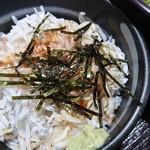 104230979 - 『ミニシラス丼』(税込み300円)