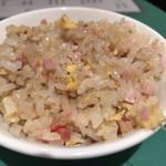 龍鳳 - ランチのセット炒飯
