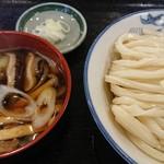 元祖武蔵野うどん めんこや - きのこ汁うどん(並盛)    730円