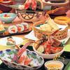 北海道かに将軍 - 料理写真:4月「明日葉」