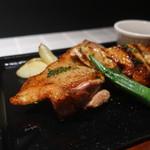 ショウナン グリルスタイル - 長野県産 黄金シャモのグリルアップ