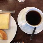 ヤミー - ドリンク写真:ホットコーヒー
