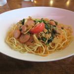 レストラン・ジョイ - 料理写真:ジョイ風パスタ大盛