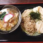 まるなかうどん - 料理写真:あいもり肉汁(大盛)