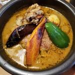 ジーカフェ - 土鍋でグッツグツ