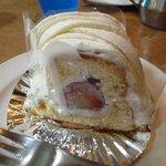 サルバドニカ - いちごのケーキ