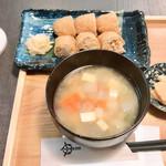 狐福 - 料理写真:お稲荷さんランチ