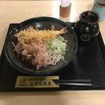 丸仙そば - 料理写真:天おろしそば