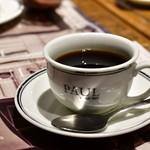 PAUL - 【ケーキセット@税込972円】ホットコーヒー