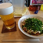 てったこ - ハートランド生ビール500円