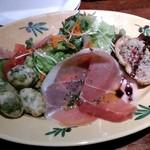 104242487 - 前菜&サラダ