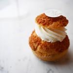 スイーツガーデン ユウジアジキ - シュークリーム