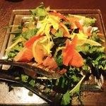 居酒屋 よりみち - 海鮮カルパッチョサラダ
