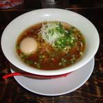 柳麺 ちゃぶ屋 - 醤油