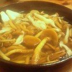 蕎麦切りmasa - きのこ 蕎麦   1,000円    きのこいっぱいは、嬉しいけど、わりと普通。