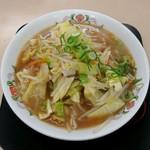 餃子の王将 - 料理写真:野菜煮込みラーメン(630円)