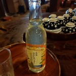 甘酒茶屋 - オレンジサイダー
