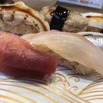 つきぢ神楽寿司 - 江戸前(赤酢寿司)