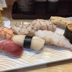 つきぢ神楽寿司 - おまぜ