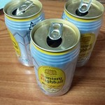 宮原酒店 - ドリンク写真:缶シュワで乾杯(^^♪