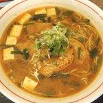 とりたま食道 こっこ家 - 辛辛麺;辛辛です (^^;)  @2011/11/20