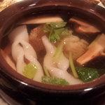 鮨處 かざま - 土瓶蒸し