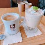 ブック&コーヒー - ドリンク写真: