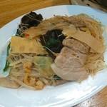 台湾料理 光春 - 焼きビーフン