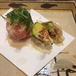 天仁 - プチトマト+芽キャベツ