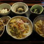 おいしい時間 - ランチ沖縄定食