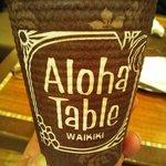 アロハテーブル ハワイアンデリ - 紅茶(アールグレイ)