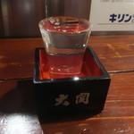 立ち呑み屋のん - 岩の蔵 純米酒