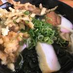 錦うどん - 料理写真: