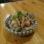 串焼き本舗 - ガツポン 380円