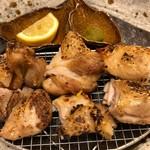 和食 雄 - 地鶏塩焼き・・・