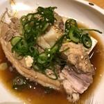和食 雄 - 豚の角煮・・・