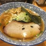 燦虎 - 中華そば(醤油)
