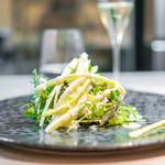 ラヴァンドール - 根菜とハーブのサラダ