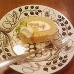 10429435 - 栗のロールケーキ