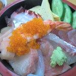 10429691 - 海鮮丼