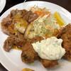 レストラン ベア - 料理写真:本日のサービス B カキフライと生姜焼き950円