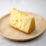オーブン・ミトン - 料理写真:バニラシフォンケーキ(324円)★3.9