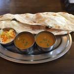 インドレストラン ガンジーパレス -