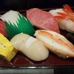 日本橋 - トマコム弁当の握り