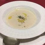 ベルドゥーラ - カブのスープ。これはおいしかった!