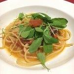 ベルドゥーラ - イカとトマトのスパゲティ
