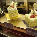 グラマシーニューヨーク - ☆大きいクリスマスケーキもキュート☆