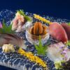 穂のか - 料理写真:豊洲で仕入れた刺身
