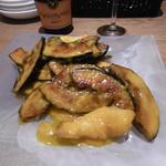 104302031 - 大海老と南瓜の特製マヨネーズ炒め合え